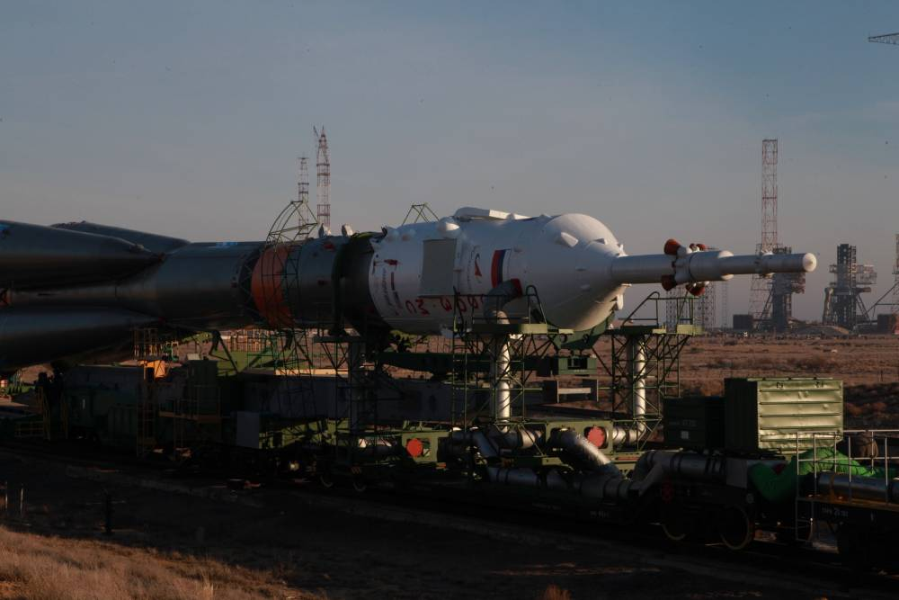 Исторический экспериментальный пуск корабля «Союз МС-14»