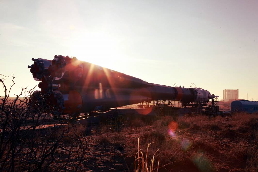 Последний пуск космического корабля с ракетой-носителем «Союз-ФГ»